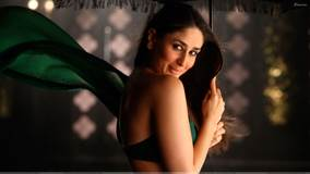 Kareena Kapoor Side Pose In Bodyguard